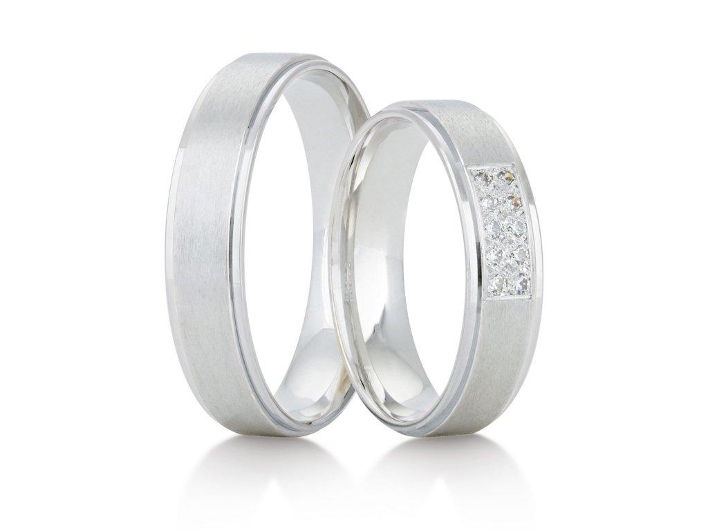 Snubní prsteny Rýdl 348/02