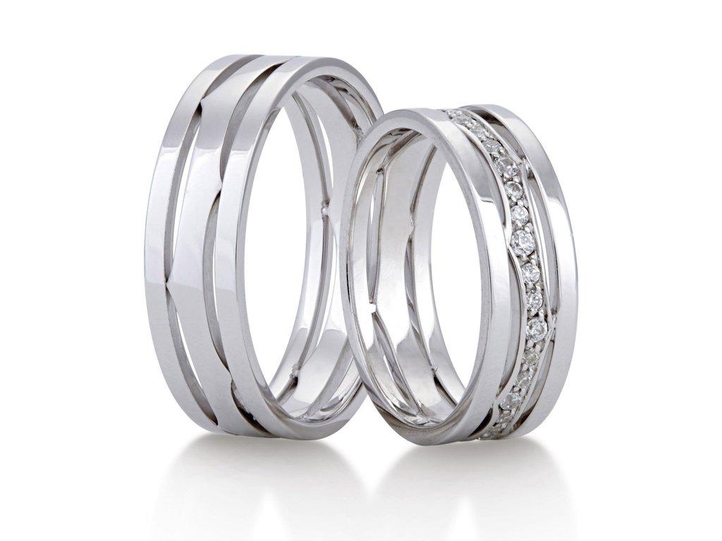 Snubní prsteny Rýdl 339/03