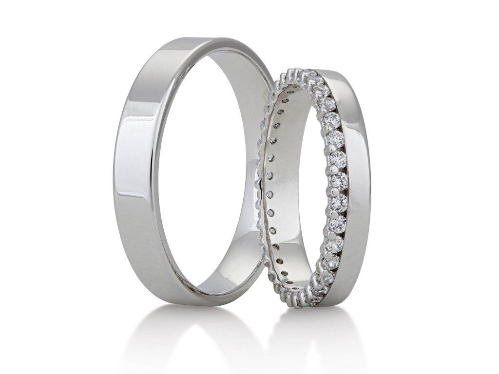 Snubní prsteny Rýdl 343/03