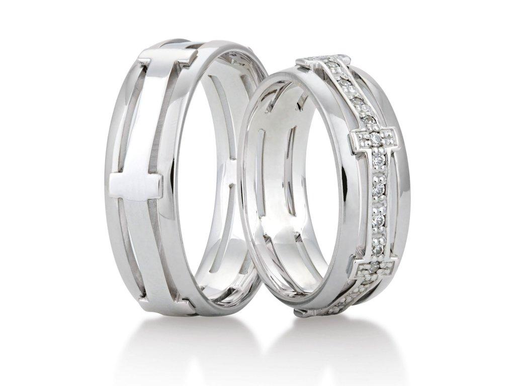 Snubní prsteny Rýdl 338/03