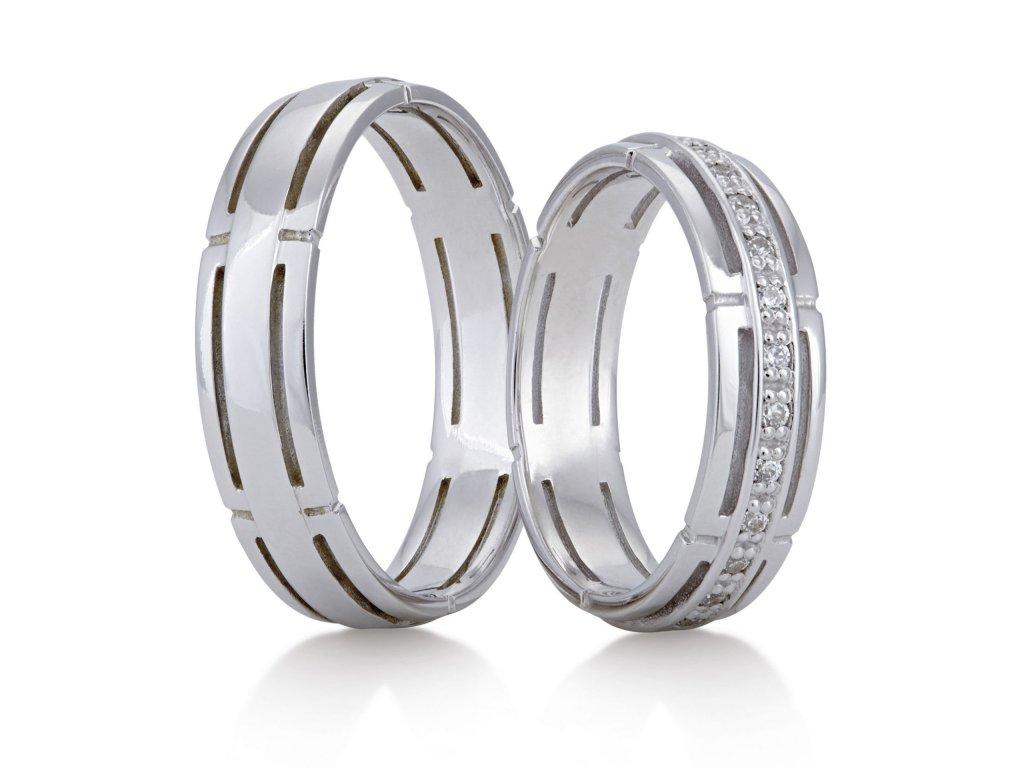 Snubní prsteny Rýdl 354/02