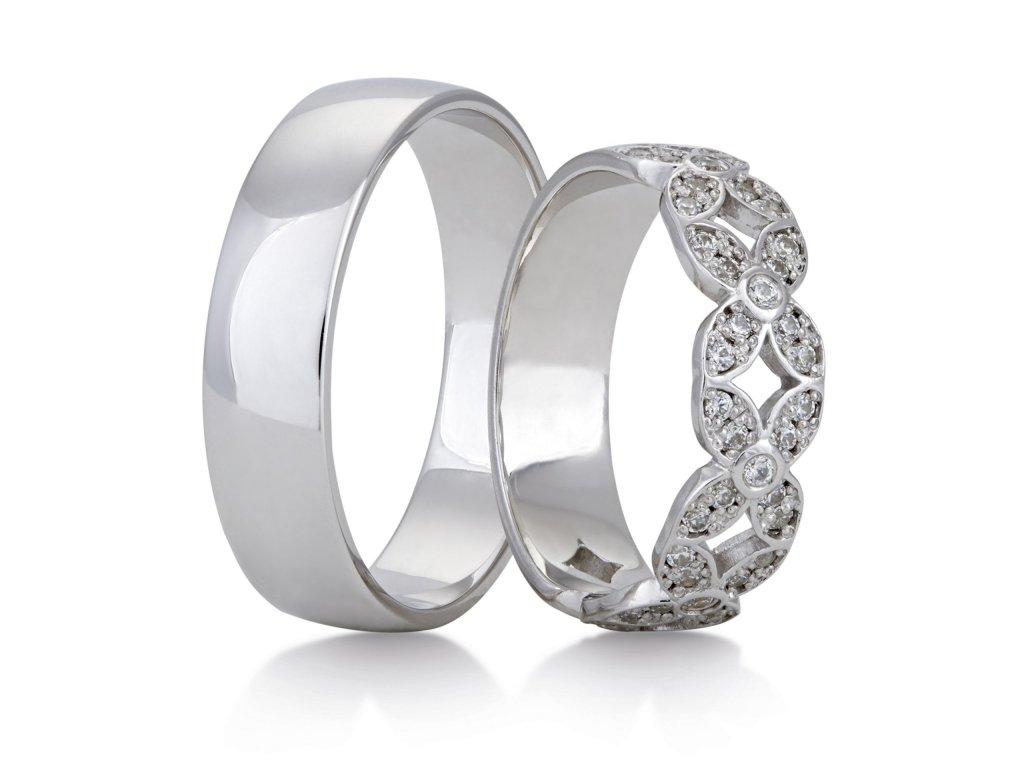 Snubní prsteny Rýdl 342/03