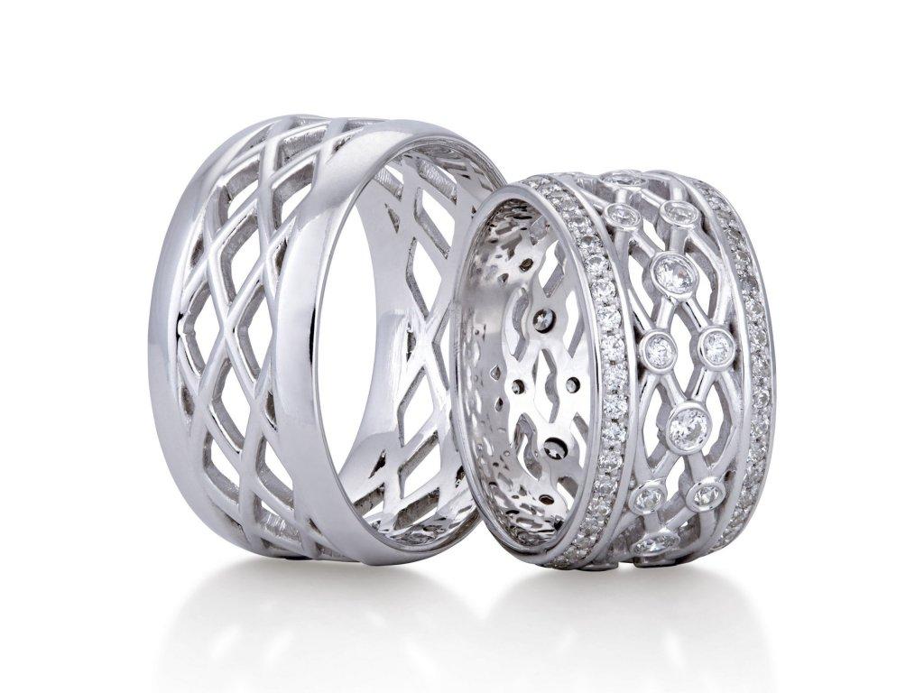 Snubní prsteny Rýdl 355/02