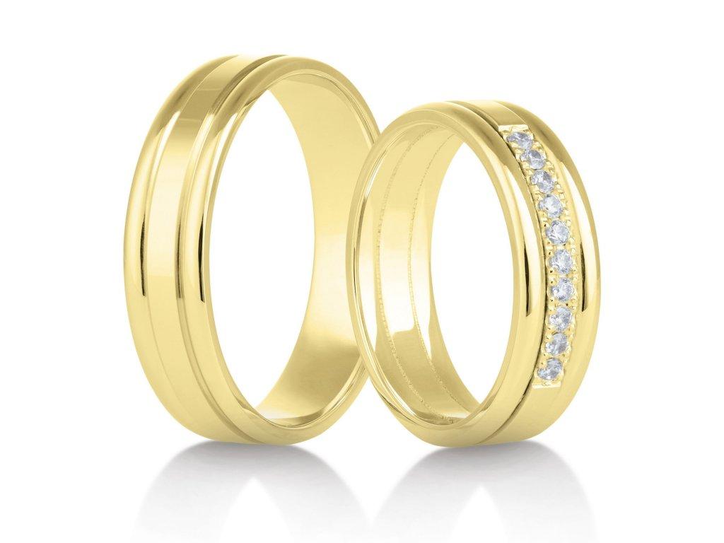 Snubní prsteny Rýdl 313/03