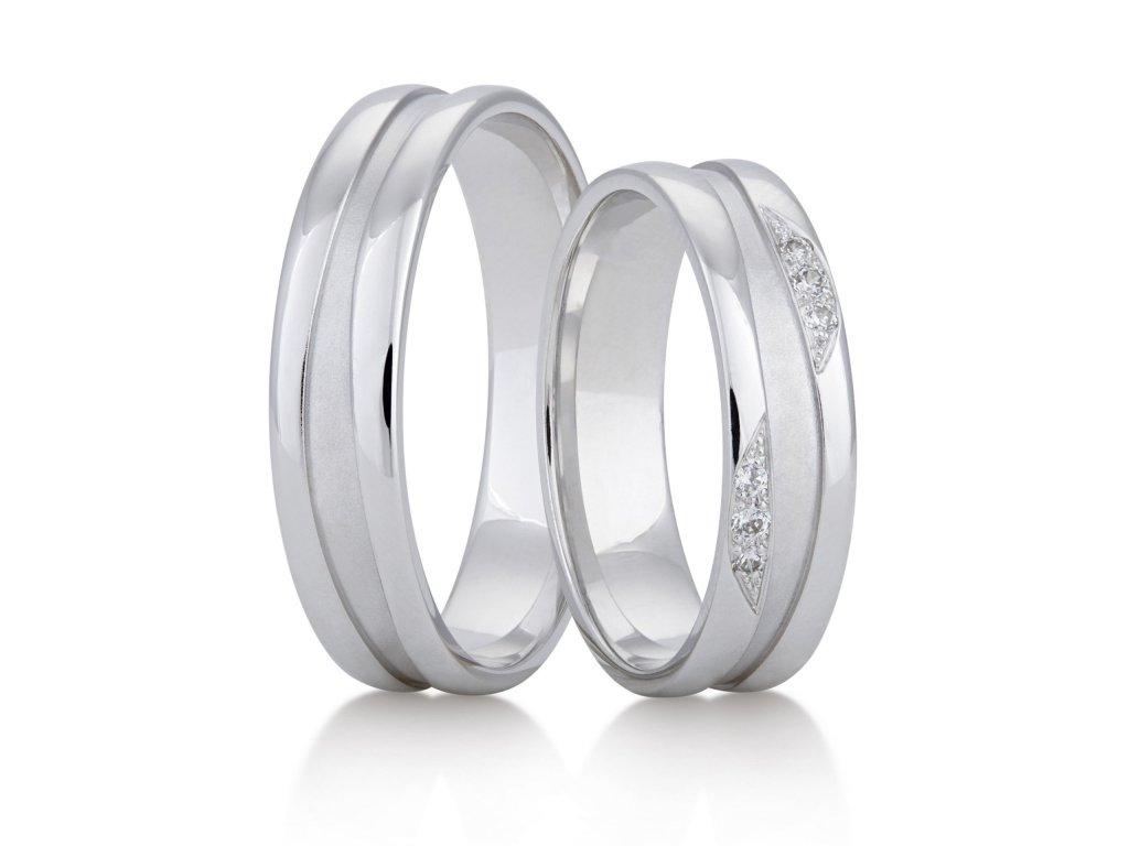 Snubní prsteny Rýdl 351/02