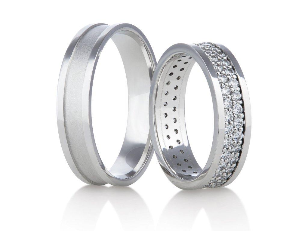 Snubní prsteny Rýdl 329/03