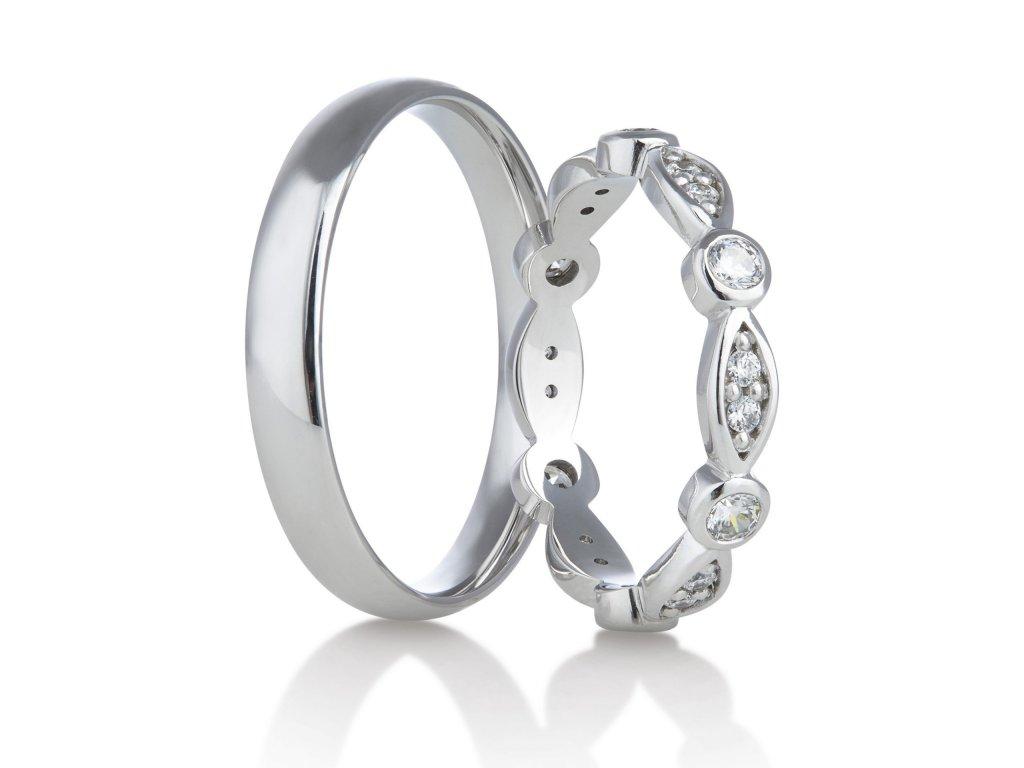 Snubní prsteny Rýdl 330/03