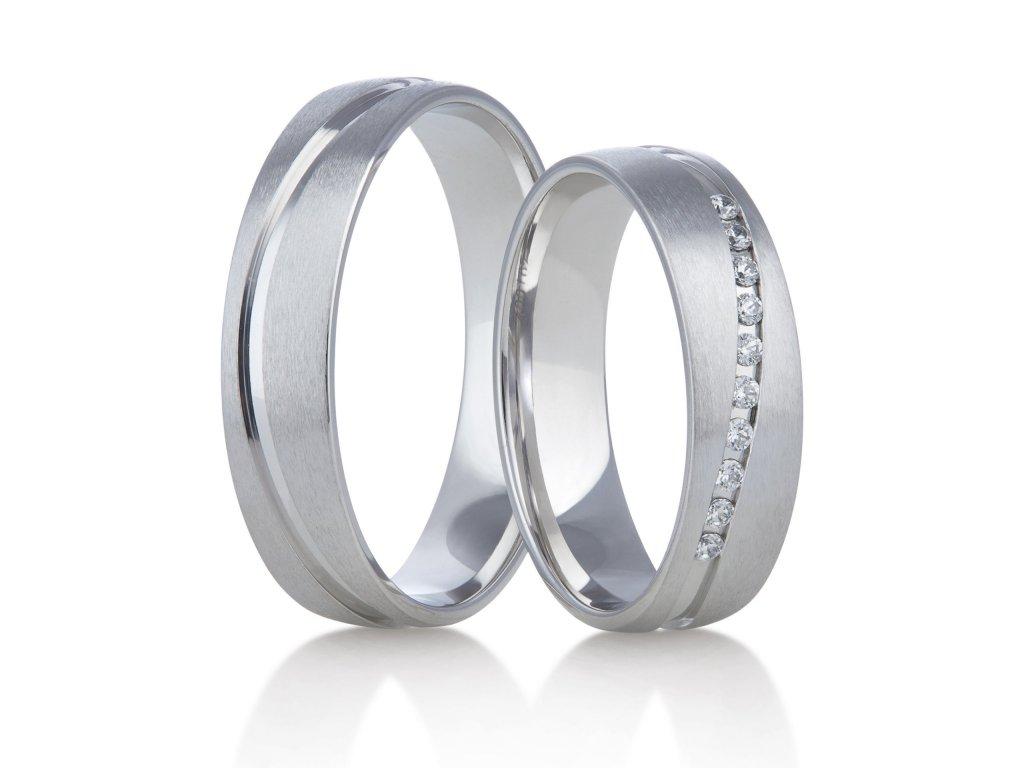 Snubní prsteny Rýdl 400/02