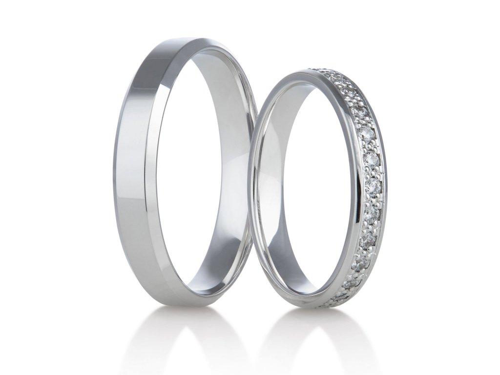 Snubní prsteny Rýdl 335/03