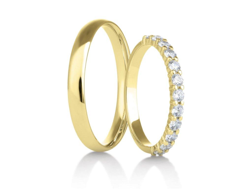 Snubní prsteny Rýdl 334/04