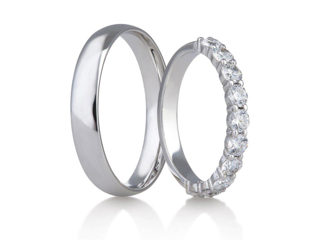 Snubní prsteny Rýdl 333/03