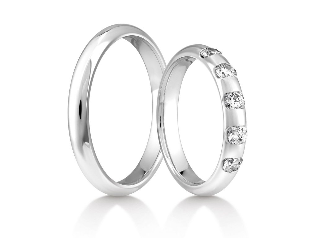 Snubní prsteny Rýdl 285/03