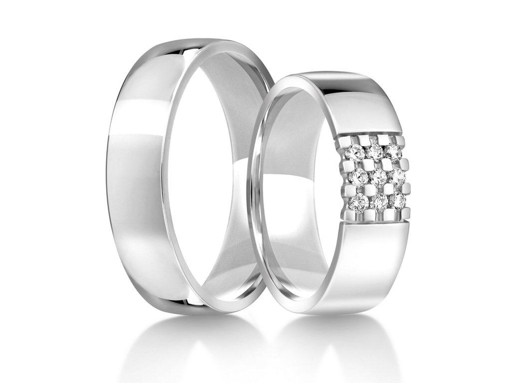Snubní prsteny Rýdl 278/03