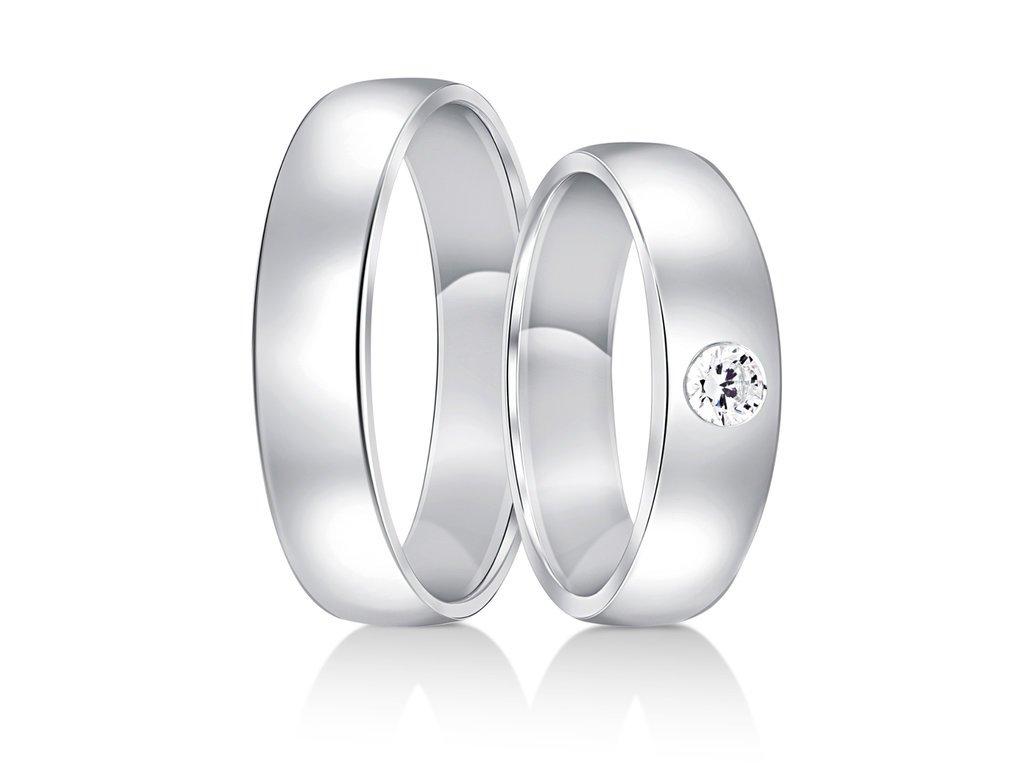 Snubní prsteny Rýdl 063