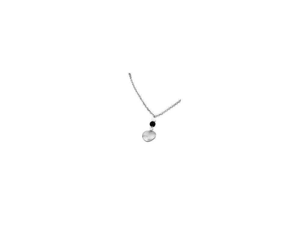 Ocelový náhrdelník Lotus Style LS1541-1/1