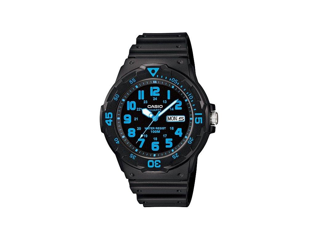 Pánské hodinky Casio MRW-200H-2B c3417b2563d