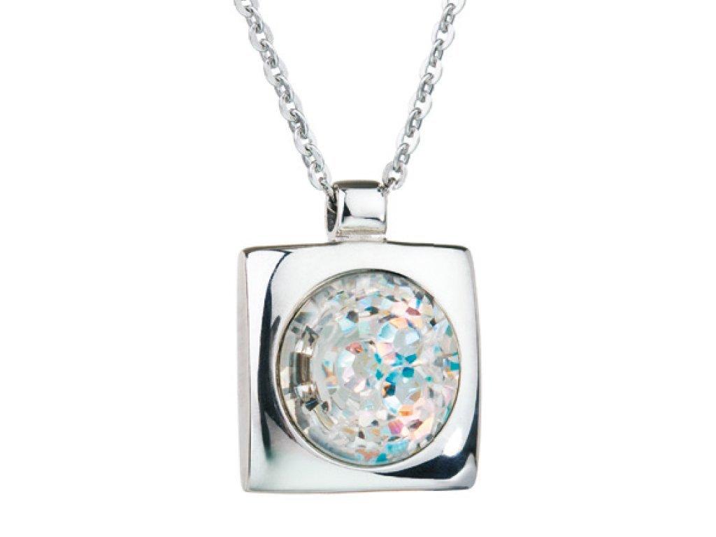 Ocelový náhrdelník Preciosa Livia Elegant 7153 42S