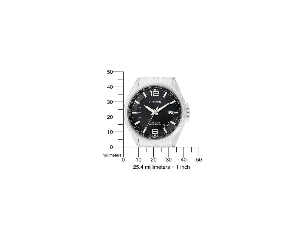 Pánské hodinky Citizen Eco-Drive Radiocontrolled CB0010-88E