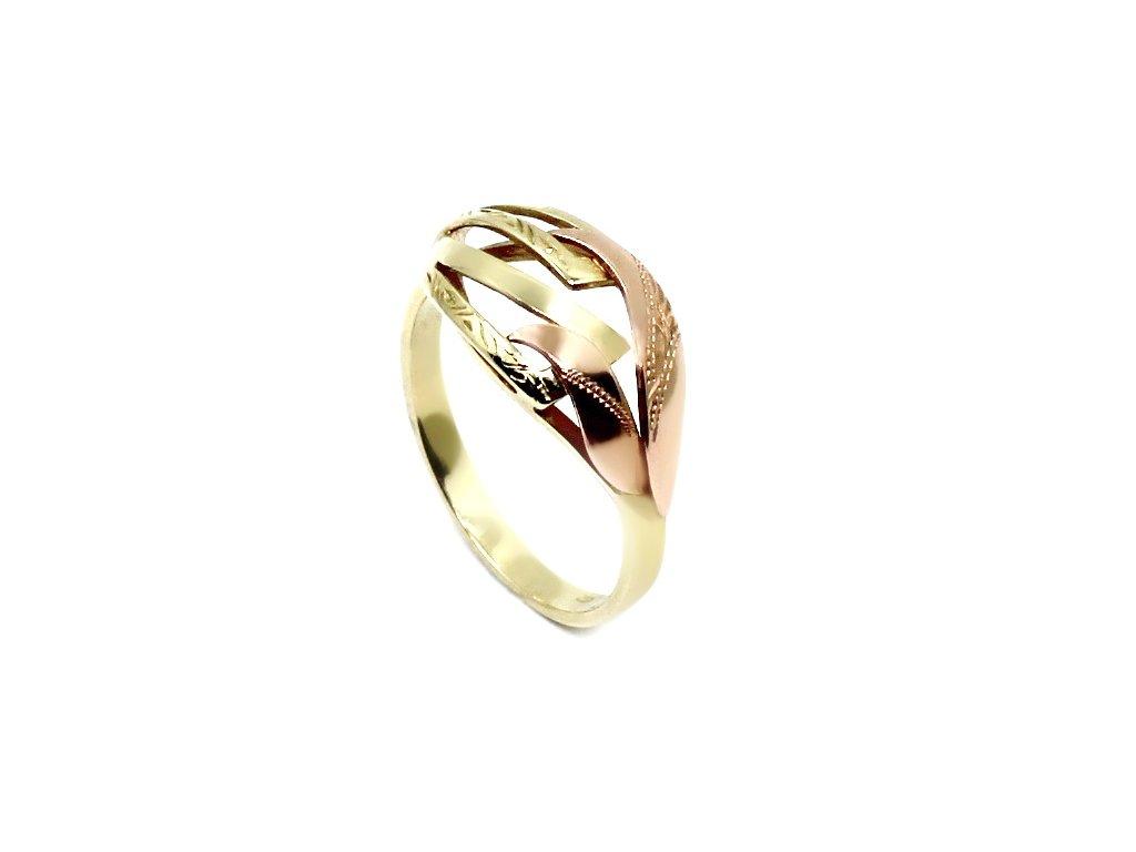 Zlatý prsten Andrea