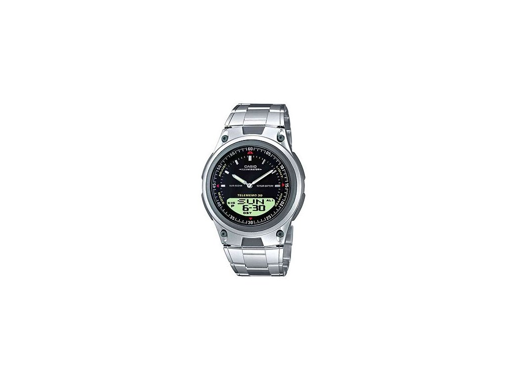 Pánské hodinky Casio AW-80D-1