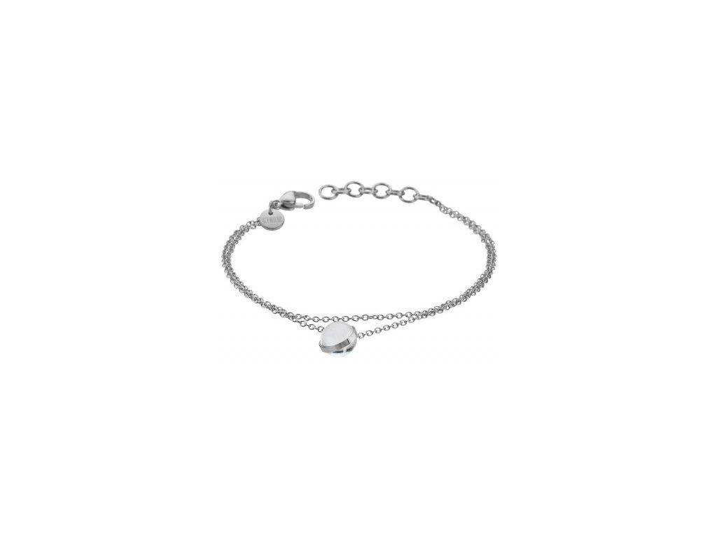 Ocelový náramek Storm Isla Bracelet Silver