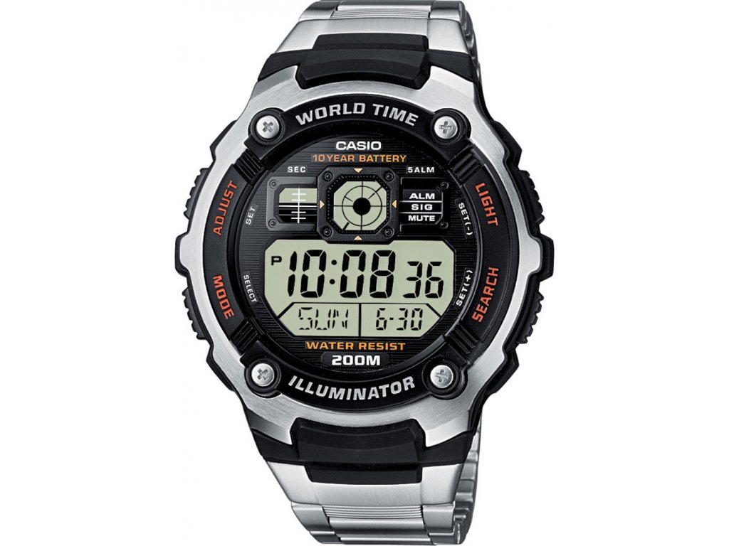 Casio Collection AE-2000WD-1A
