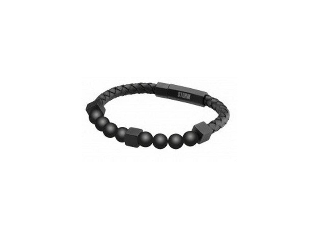 obr storm taroko bracelet black 81188