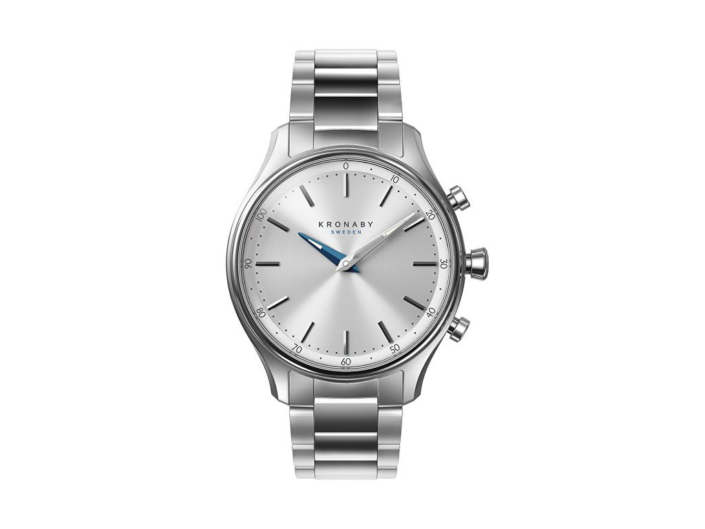 kronaby vodotesne connected watch sekel a1000 0556 14406519
