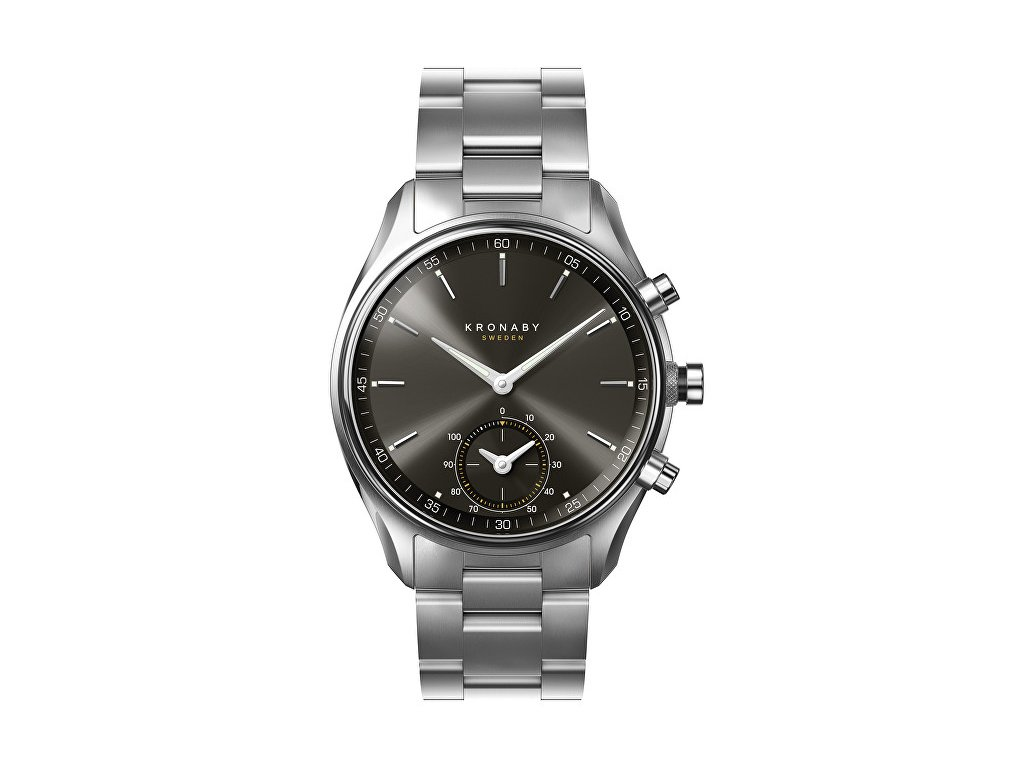 kronaby vodotesne connected watch sekel a1000 0720 14406529