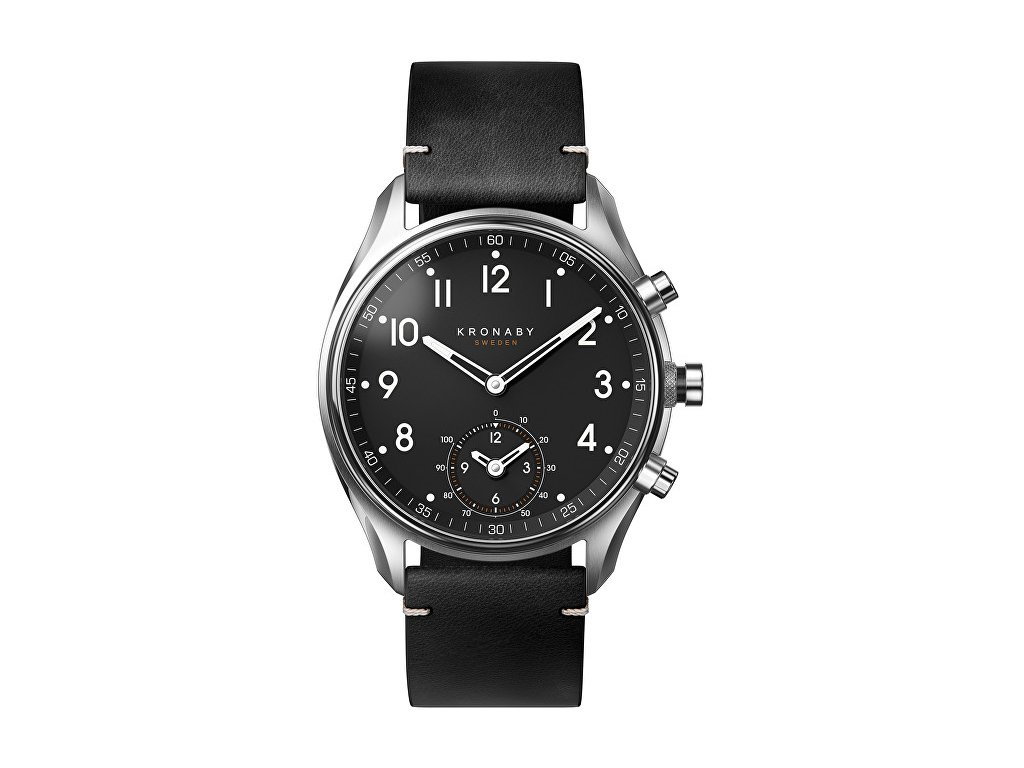 kronaby vodotesne connected watch apex a1000 1399 14406463