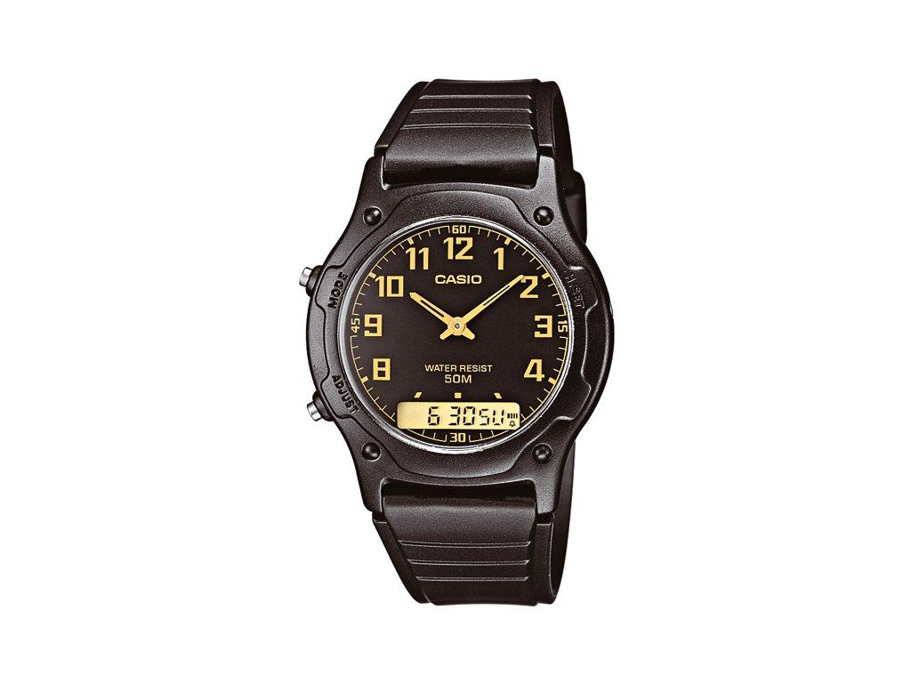 Pánské hodinky Casio AW-49-1B