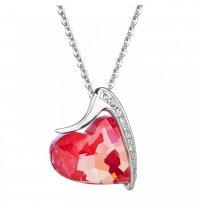 Ocelový náhrdelník Preciosa Amoureux 7078 63