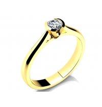 Zásnubní prsten Love 029