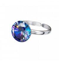 Stříbrný prsten Preciosa Starry 5174 46