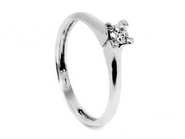 Diamantový prsten Asterope
