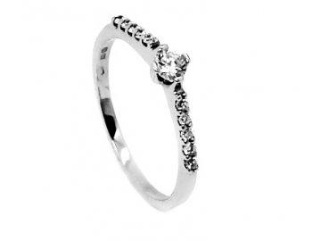 Alo diamantový prsten Azaleh