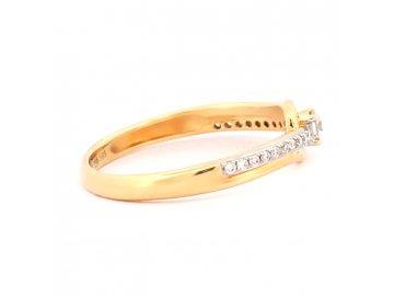 Diamantový prsten Asterion