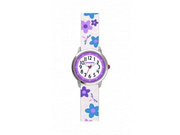 Dětské hodinky CLOCKODILE FLOWERS CWG5024