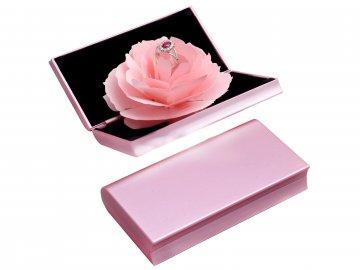 Krabička Růže růžová
