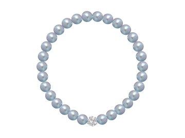 preciosa perlickovy naramek velvet pearl 2219 19 1466377520200420140904