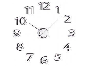 Nalepovací nástěnné hodiny JVD HB12