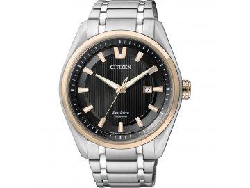 citizen titanium eco drive aw1244 56e 3632221