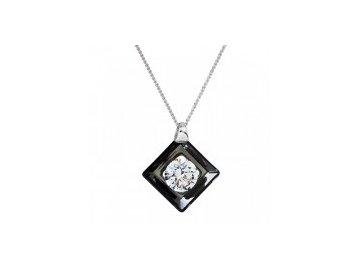 Stříbrný přívěsek Preciosa Precious 5116 40