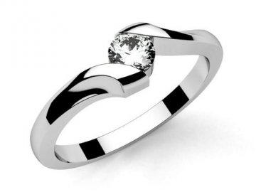 Zásnubní prsten Love 030 0,15ct