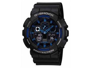 Pánské hodinky Casio GA-100-1A2