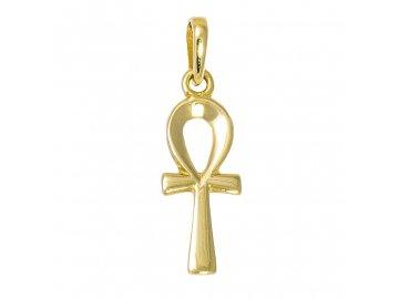 Zlatý egypský kříz