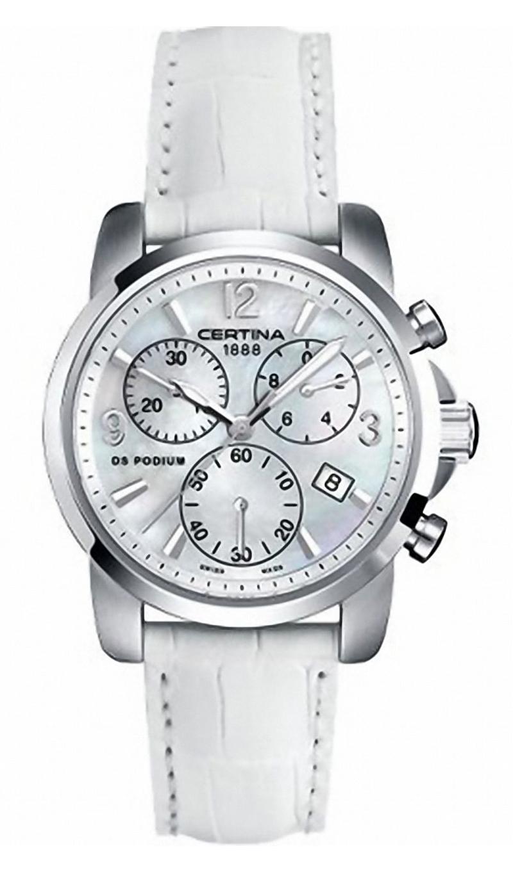 Dámské hodinky Certina DS Podium Lady C001.217.16.117.00