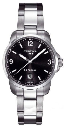Pánské hodinky Certina DS Podium C001.410.11.057.00
