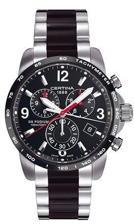 Pánské hodinky Certina DS Podium Big Chrono C001.617.22.057.00