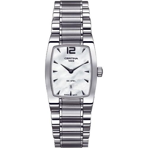Dámské hodinky Certina DS Spel Lady Shape C012.309.11.117.00